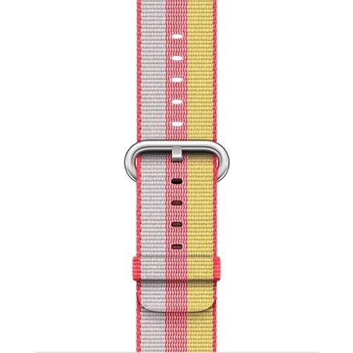 Apple Apple Watch 42mm Red Woven Nylon Band (Demo)