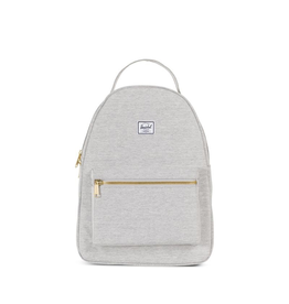 Herschel Supply Herschel Supply Nova Mid-Volume BackPack - Light Grey Crosshatch