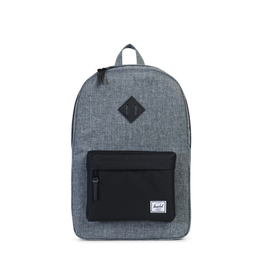 Herschel Supply Herschel Supply Heritage Backpack - Raven Crosshatch
