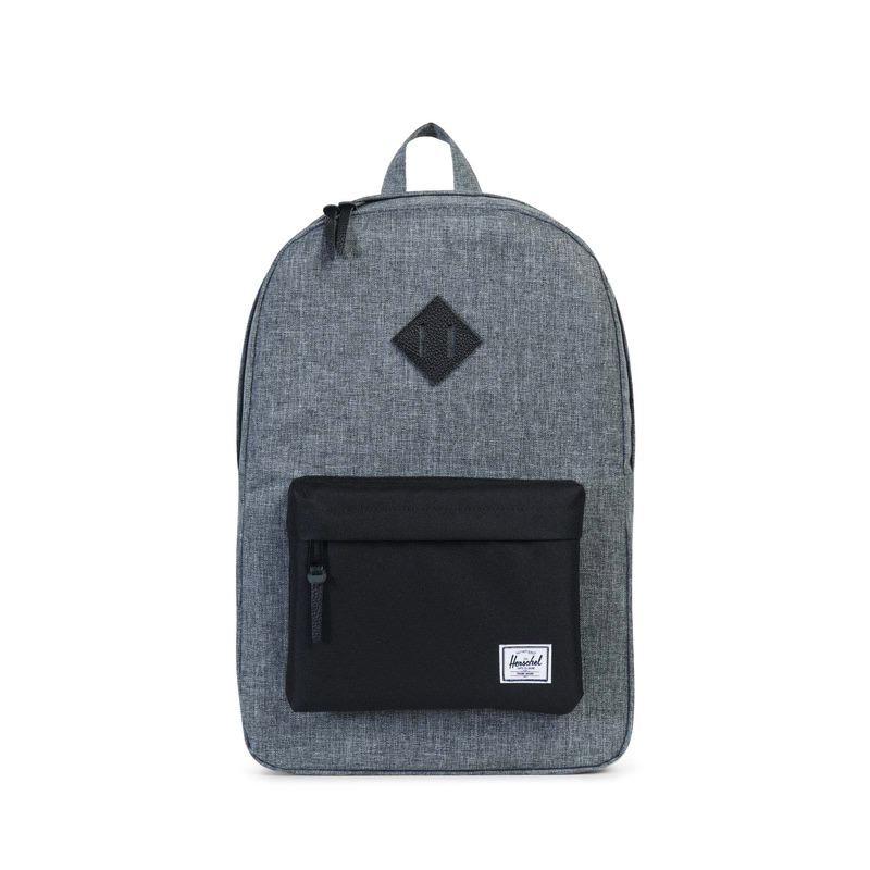 Herschel Supply Herschel Supply Heritage Backpack - Raven Crosshatch