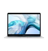 Apple 13-inch MacBook Air with Touch ID: 1.6GHz Dual-Core 8th-gen i5, 8GB, 128GB SSD - Silver (Open Box)