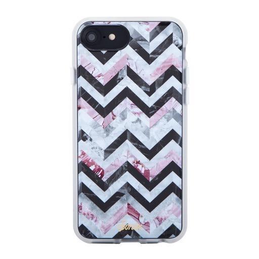 Sonix Sonix Clear Coat Case for iPhone SE (2020) 8/7/6 - City Tile