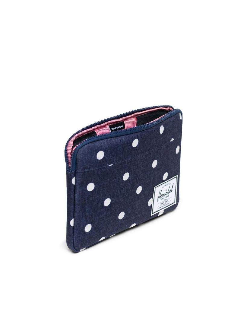 Herschel Supply Herschel Supply Anchor Computer sleeve 13 Inch - Polka Dot