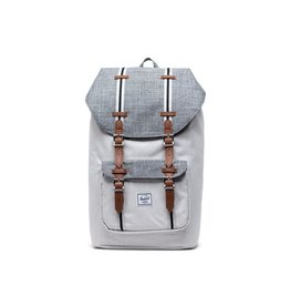 Herschel Supply Herschel Supply Little America Backpack - Raven Crosshatch / Vapour Crosshatch