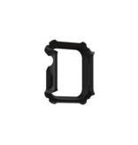 UAG UAG - Bumper Case Black for Apple Watch Series 5/4 - 44mm