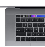 Apple Apple 16-inch MacBook Pro with Touch Bar: 2.6GHz 6-core 9th-gen i7, 16GB, Radeon Pro 5300M, 512GB SSD - Space Grey (Open Box)