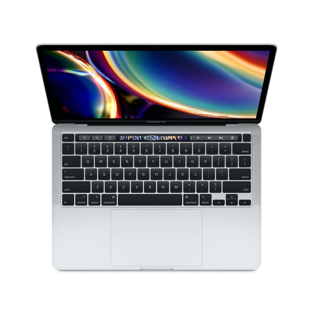Apple NEW 13-inch MacBook Pro with Touch Bar: 1.4GHz quad-core 8th-gen i5, 8GB 512GB - Silver