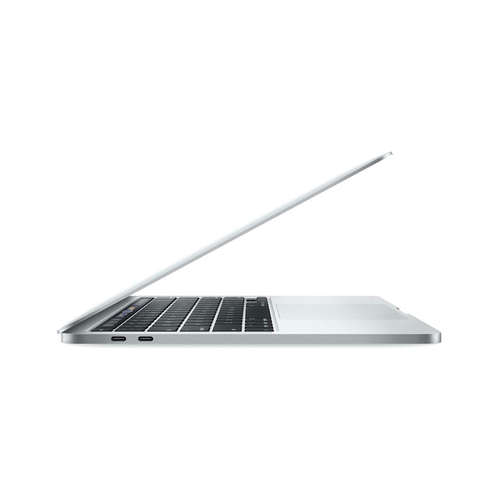 Apple NEW 13-inch MacBook Pro with Touch Bar: 2.0GHz quad-core 10th-gen i5, 16GB, 512GB - Silver
