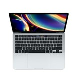Apple 13-inch MacBook Pro with Touch Bar: 2.0GHz quad-core 10th-gen i5, 16GB, 512GB - Silver