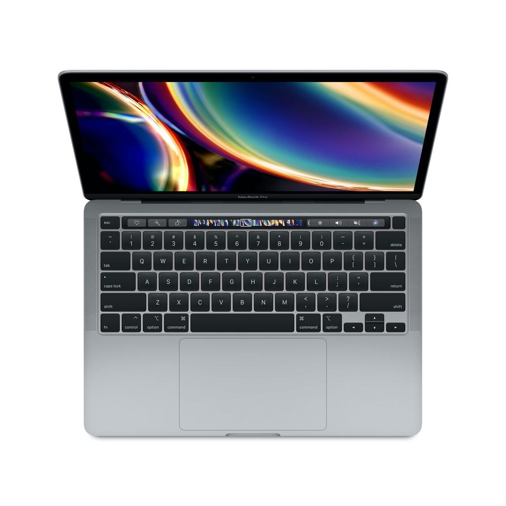 Apple NEW 13-inch MacBook Pro with Touch Bar: 2.0GHz quad-core 10th-gen i5, 16GB, 512GB - Space Gray