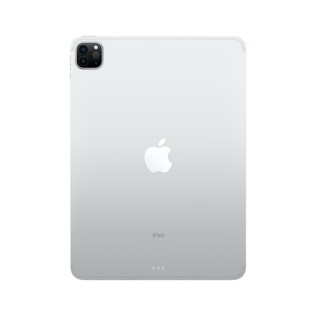 Apple NEW 11-inch iPad Pro Wi-Fi + Cellular 128GB (2nd Generation) - Silver