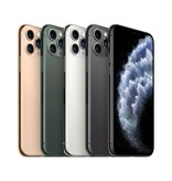 Apple iPhone 11 Pro 64GB Midnight Green (includes EarPods and charger)