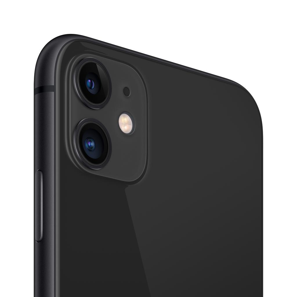 Apple iPhone 11 64GB Black (includes EarPods and charger)
