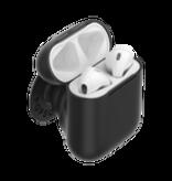 PopSockets PopGrip AirPods Holder - Black
