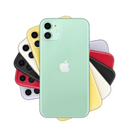 Apple iPhone 11 128GB Green (includes EarPods and charger)