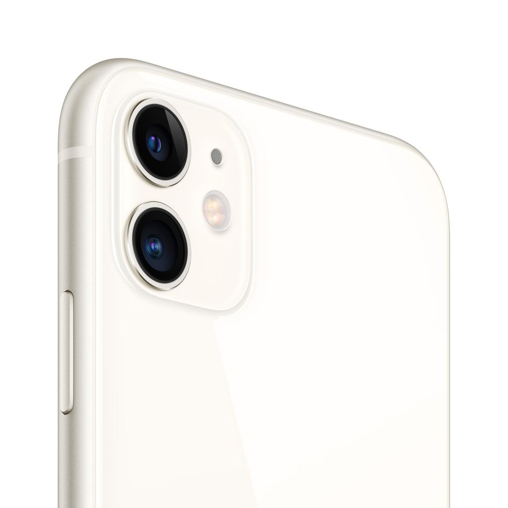 Apple iPhone 11 128GB White (includes EarPods and charger)