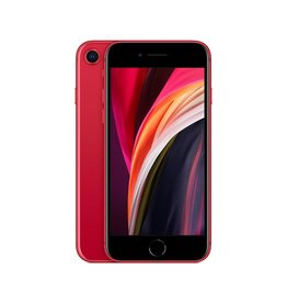 Apple iPhone SE 64GB (PRODUCT)RED (Open Box)