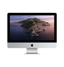 Apple 21.5-inch iMac: 2.3GHz dual-core 7th-generation Intel Core i5 processor, 256GB