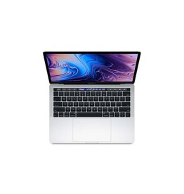 Apple 13-inch MacBook Pro with Touch Bar: 2.4GHz quad-core 8th-gen i5, 8GB, 512GB SSD - Silver