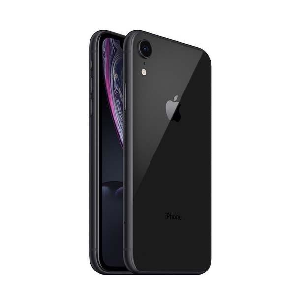Apple iPhone XR 64GB Black (includes EarPods and charger)