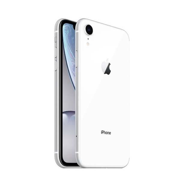 Apple iPhone XR 128GB White (includes EarPods and charger)