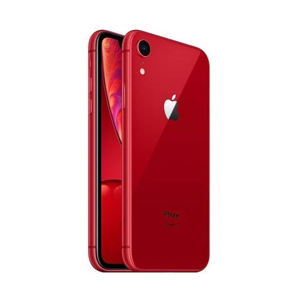 Apple iPhone XR 128GB (PRODUCT)RED (includes EarPods and charger)