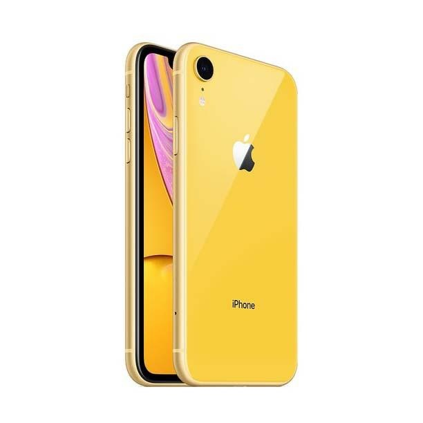 Apple iPhone XR 64GB Yellow (includes EarPods and charger)