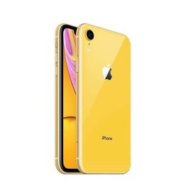 Apple iPhone XR 128GB Yellow (includes EarPods and charger)