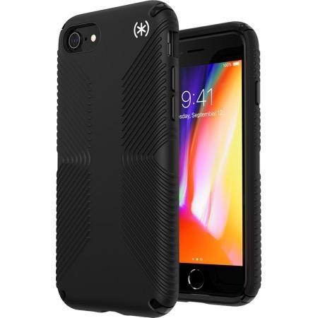 Speck Speck Presidio2 Grip Black for iPhone SE(2020) 8/7/6