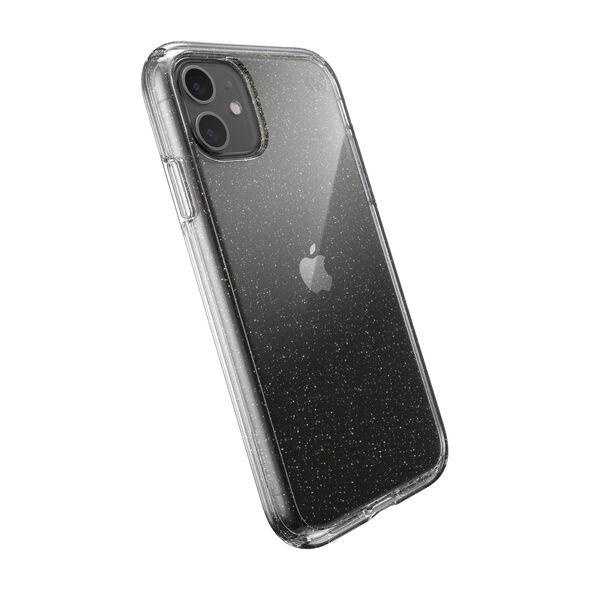 Speck Speck Presidio Perfect Clear Glitter for iPhone 11