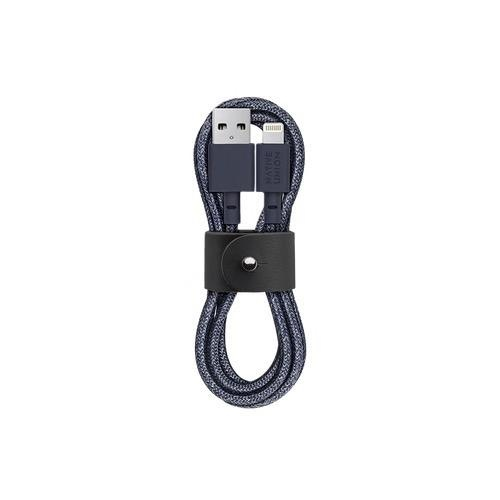 Native Union Native Union 1.2M Belt Lightning Cable - Indigo