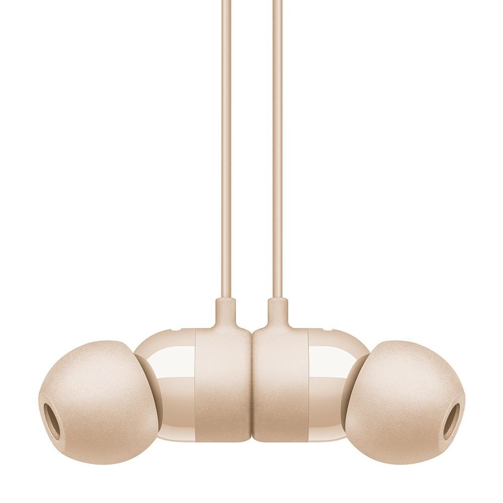 Beats urBeats3 Earphones with Lightning Connector - Satin Gold
