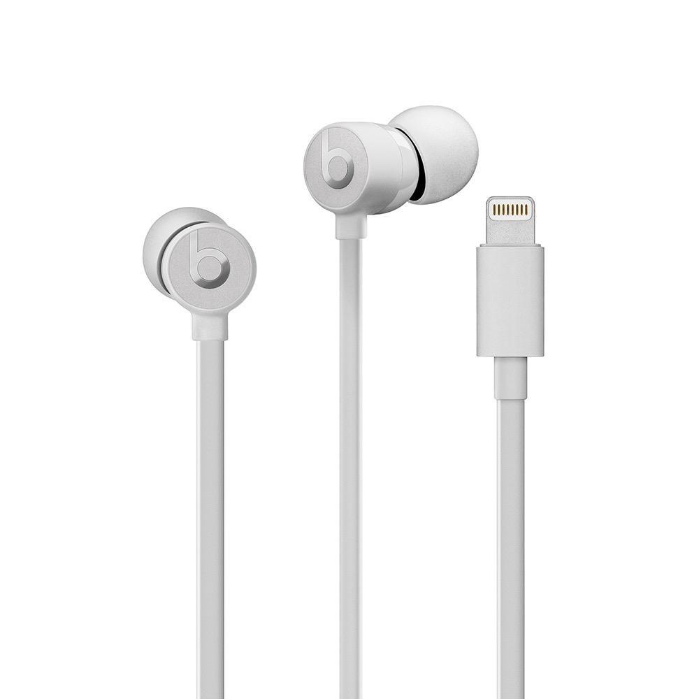 Beats urBeats3 Earphones with Lightning Connector - Satin Silver