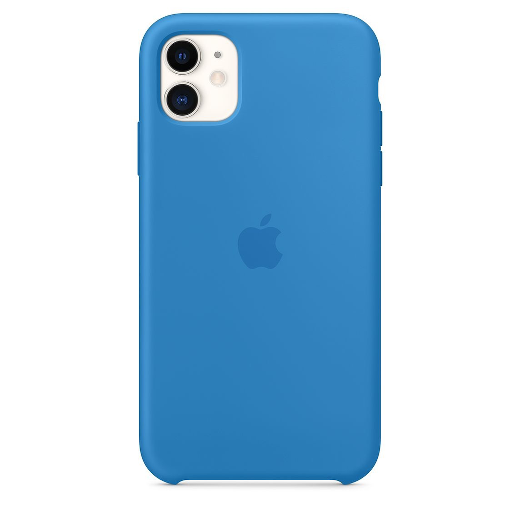 Apple Apple iPhone 11 Silicone Case - Surf Blue