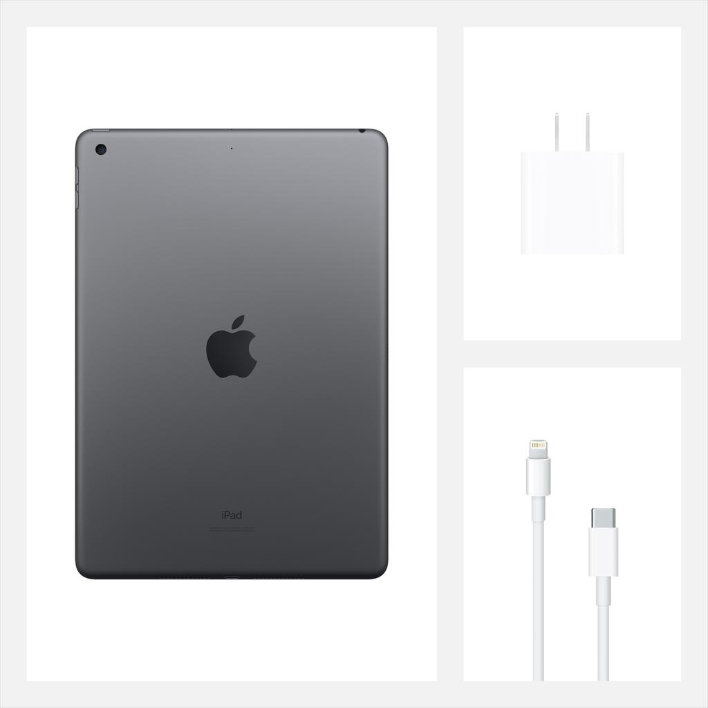 Apple NEW 10.2-inch iPad Wi-Fi 32GB (8th Gen) - Space Grey