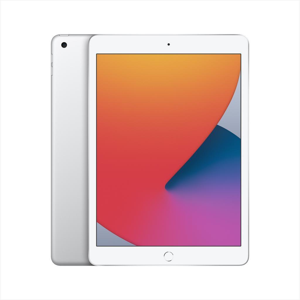 Apple NEW 10.2-inch iPad Wi-Fi 128GB (8th Gen) - Silver