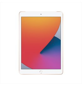 Apple NEW 10.2-inch iPad Wi-Fi + Cellular 128GB (8th Gen) - Gold