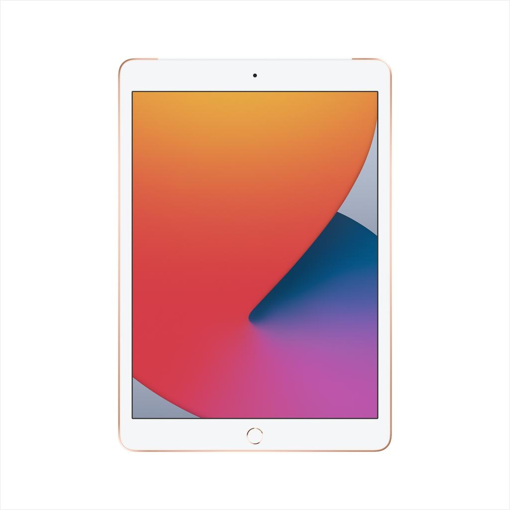 Apple NEW 10.2-inch iPad Wi-Fi + Cellular 128GB (8th Gen) - Gold