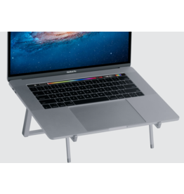 Rain Design mBar Pro+ Foldable Laptop Stand - Space Grey