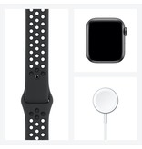 Apple Nike SE GPS + Cellular, 40mm Space Gray Aluminium Case with Anthracite/Black Nike Sport Band