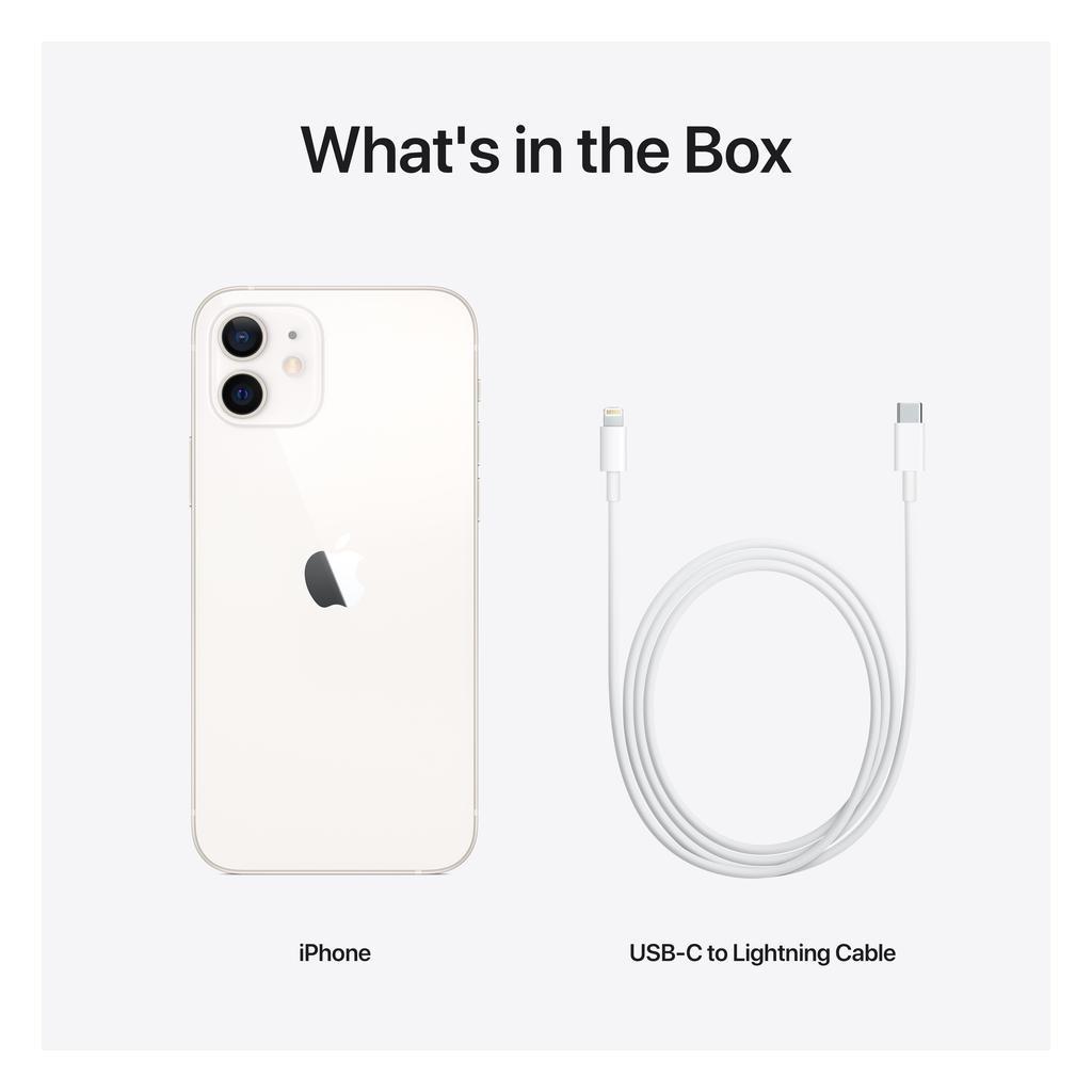 Apple iPhone 12 256GB White