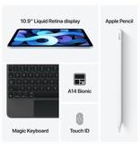 Apple NEW 10.9-inch iPad Air Wi-Fi 64GB (4th Gen) - Silver