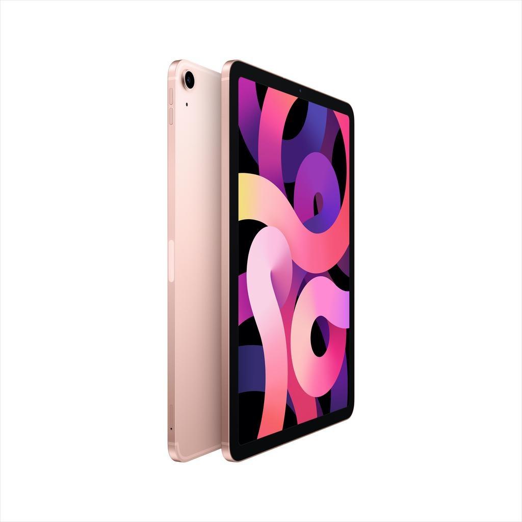 Apple NEW 10.9-inch iPad Air Wi-Fi + Cellular 64GB (4th Gen) - Rose Gold