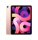 Apple NEW 10.9-inch iPad Air Wi-Fi + Cellular 256GB (4th Gen) - Rose Gold