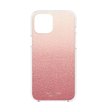 kate spade new york kate spade Protective Hardshell Case for iPhone 12 / 12 Pro -  Pink Ombre Sunset