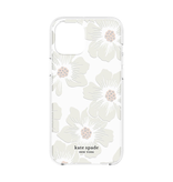 kate spade new york kate spade Protective Hardshell Case for iPhone 12 / 12 Pro - Hollyhock Floral