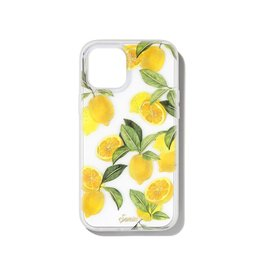 Sonix Sonix Clear Coat Case for iPhone 12 / 12 Pro - Lemon Zest