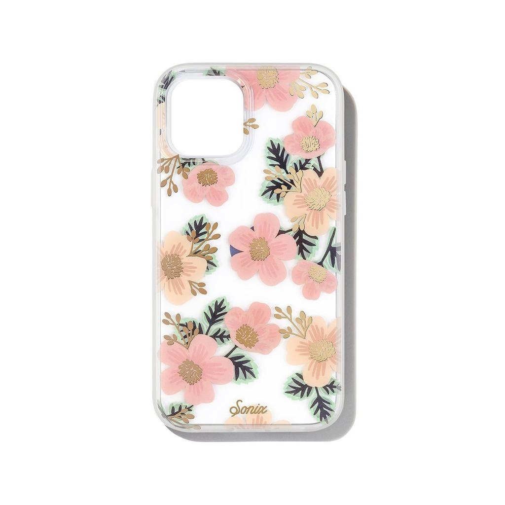 Sonix Sonix Clear Coat Case for iPhone 12 / 12 Pro - Southern Floral