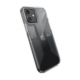Speck Speck Presidio Perfect Clear Grip for iPhone 12 / 12 Pro Case - Clear
