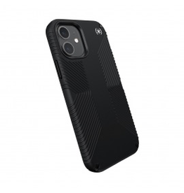 Speck Speck Presidio2 Grip for iPhone 12 / 12 Pro Case - Black